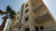 3 Bedrooms rooms  apartment for sale in Amman city Al Muqabalain
