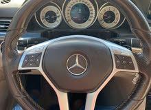 Mercedes Benz E 350 2014 For sale - Blue color