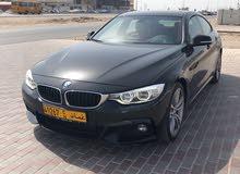 BMW 435 موديل 2015 ضمان الوكالة