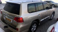 land cruiser 2010 gulf for only sale