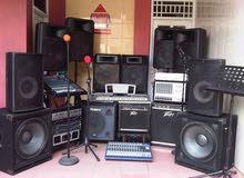 اجهزه دي جي  DJ حديثه للايجار