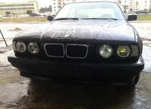 condition BMW 520  with  km mileage