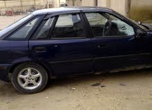 Manual Blue Daewoo 1994 for sale