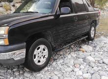 Gasoline Fuel/Power   Chevrolet Avalanche 2004