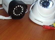 جهاز تسجيل dvr 4+4 كاميرات