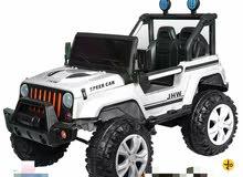 سيارة جيب فخمة jeep