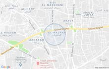 قطعة أرض 300م واجهة 14م في الحشان