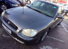 Hyundai Sonata 1999 For sale - Grey color