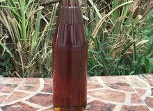 تصفية عسل فيه تغذية وتجميع من البرم والسدر والعشب  (المنحل بالشرقية)