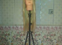 مليكان شعر 50% طبيعي السعر 75
