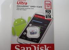 128 GB sandisc sdcard