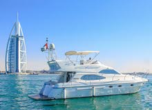 Yachts Rental in Dubai and Water Sports Offers