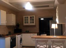 شقة مفروشة غرفتين نوم للايجار عبدون
