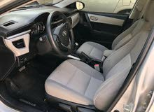1 - 9,999 km Toyota Corolla 2015 for sale