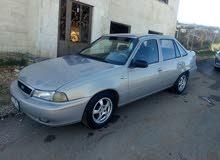 Silver Daewoo Cielo 1995 for sale