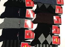 جوارب رجالي تركية للبيع باسعار مميزة ( جملة )