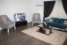 شقة مفروشة للايجار بموقع متميز جنينة مول