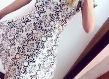 فستان نسائي قصير