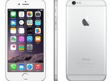 مطلوب iPhone 6 نضيف
