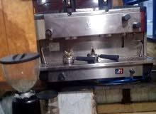 مكينة قهوه ورحيه نوع ايطاليا