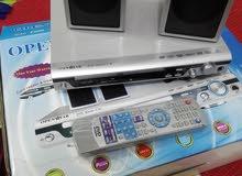 أجهزة DVD جديدة بأسعار مناسبة 8 قطع