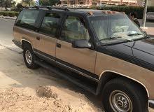 سيارة GMC سوبر بان للبيع موديل 1995