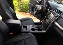Grey Toyota Camry 2015 for sale