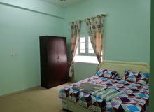 First Floor  apartment for rent with 3 rooms - Seeb city Al Maabilah