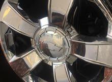 Chevrolet 4wheel Rime