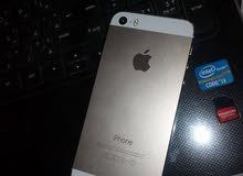 ايفون 5 اس ذاكره 16 كيكا لون ذهبي شمباني