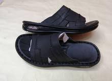 أحذية جلد