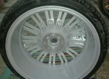 Rims and tires in good condition bentley rims