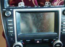 للبيع شاشه كامري من موديل2012الى2014