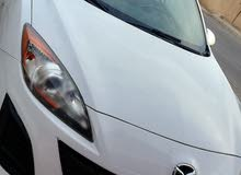 White Mazda 3 2010 for sale