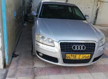 Gasoline Fuel/Power   Audi A8 2007