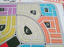 قطعة أرض بالتجمع بيت الوطن الحي الأول منطقة B مساحة 726 م