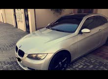 bmw 325i v6 2008 silver color second owner from the bmw agncy good conditions 204 km