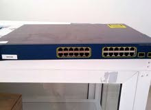 Cisco po e 24 is port switch