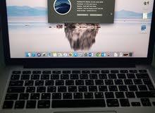 macbook pro 2015, 128gb, 8gb ram , retina display