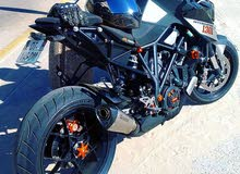 Used KTM motorbike directly from the owner