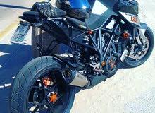 مطلوب دراجة نارية Street fighter او ktm او اي دراجة نارية أخرى بالاقساط