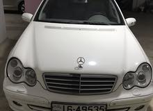 km mileage Mercedes Benz C 180 for sale