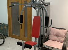Home Gym Station