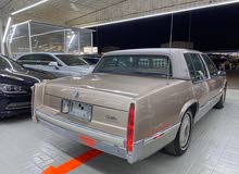 Cadillac sedan deVille 1990 for sale vcc papers American