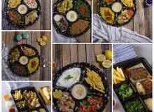 مطعم السلطان الذهبي لوجبات الشركات وغداء العمل واللانش بوكس