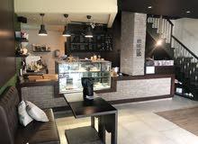 مقهى (Coffee house)برخصة مطعم للبيع في منطقة الدوار السابع