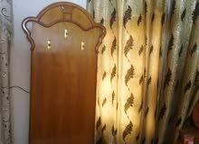 غرفة نوم للبيع نظيفه جداً استعمال قليل سعرها 750 وبيها مجال