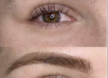 permanent make-up artist