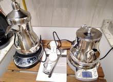 دلة كرك و دلة قهوة عربية بالكهرباء