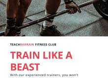 TeachBahrain Fitness Club